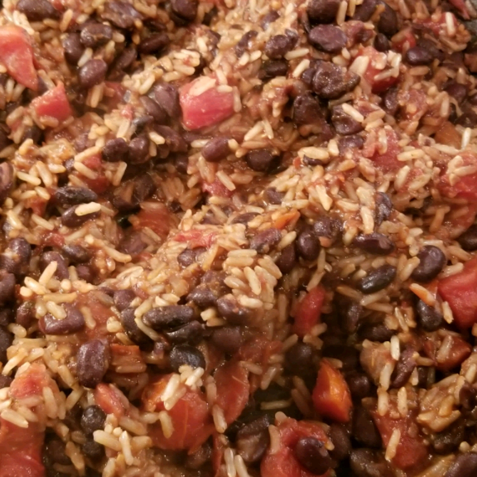 Rice with Black Beans Debra Skovinski