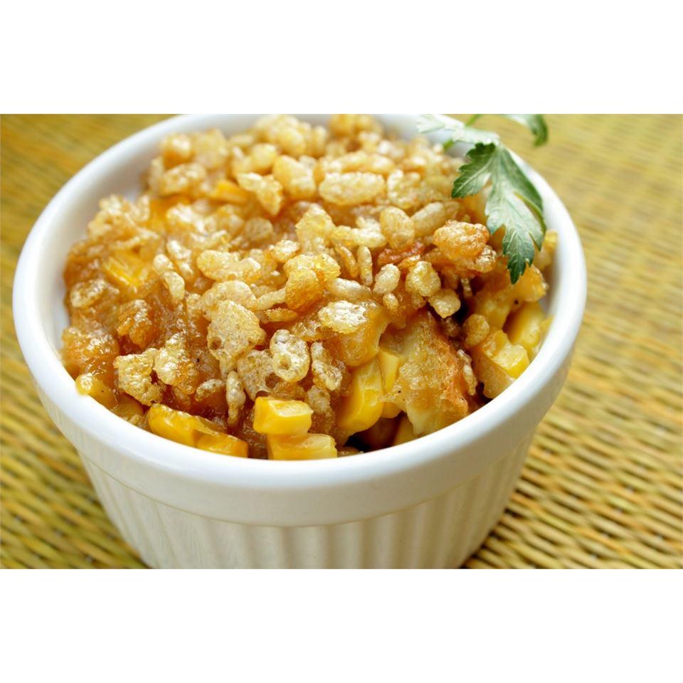 Crispy Corn Melissa Goff