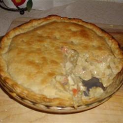 Chicken Pot Pie on the Run SoCalGirl90