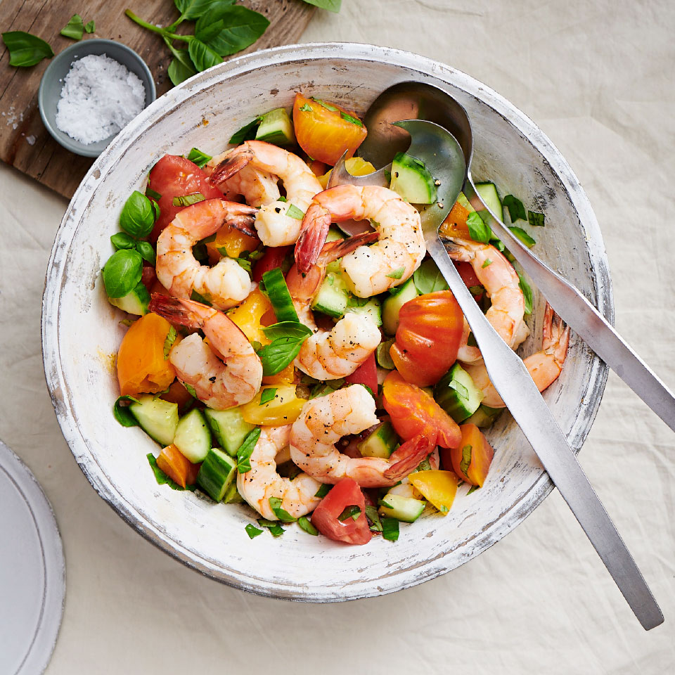 Summer Shrimp Salad Trusted Brands
