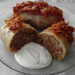 Cabbage Rolls III