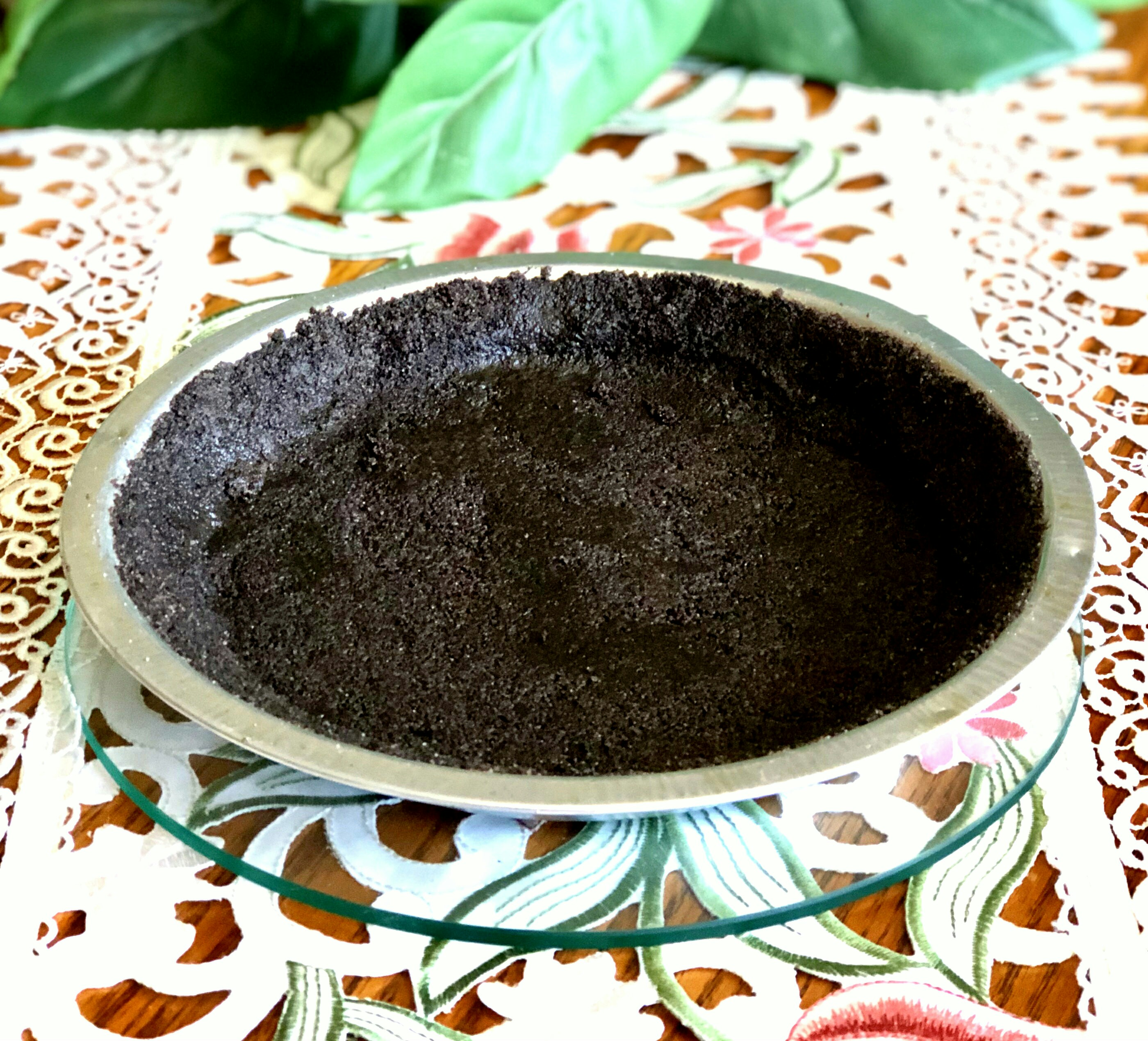 Chocolate Graham Crust