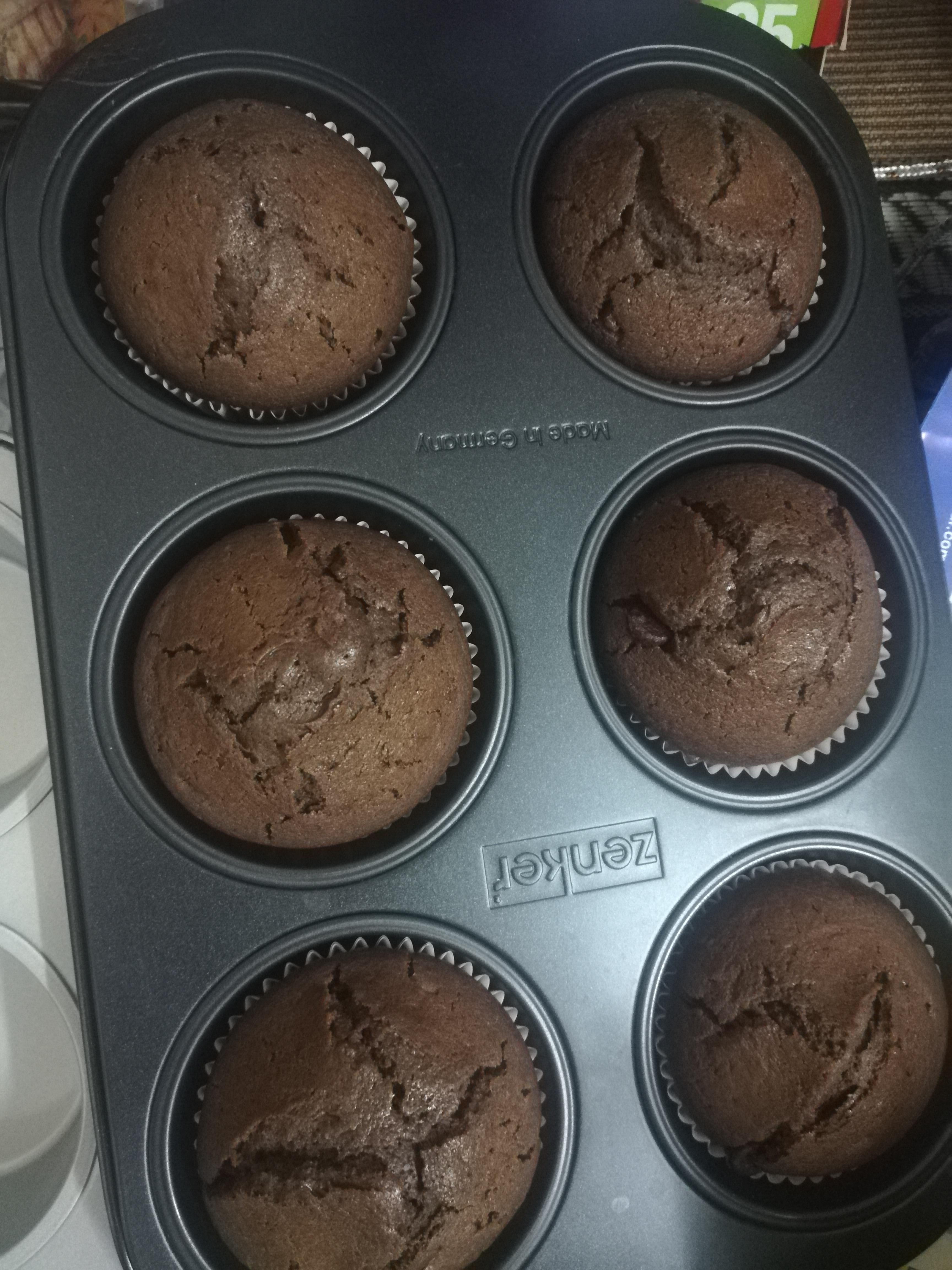 Moist Chocolate Muffins Macel