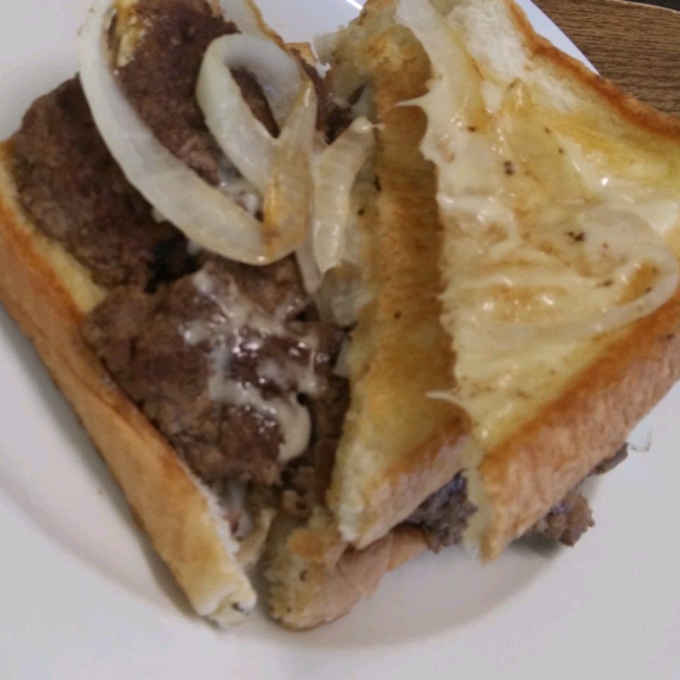 Meatloaf Grilled Cheese Sandwich Felicia Purvis
