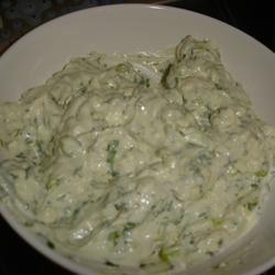 Blue Cheese Dip II Yenny