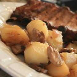 Camper's Potatoes