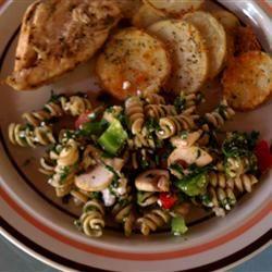 Greek Pasta Salad II kmdeutsch