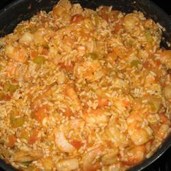 Cajun Crawfish and Shrimp Etouffe Nicolle