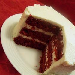 Mom's Signature Red Velvet Cake Rae