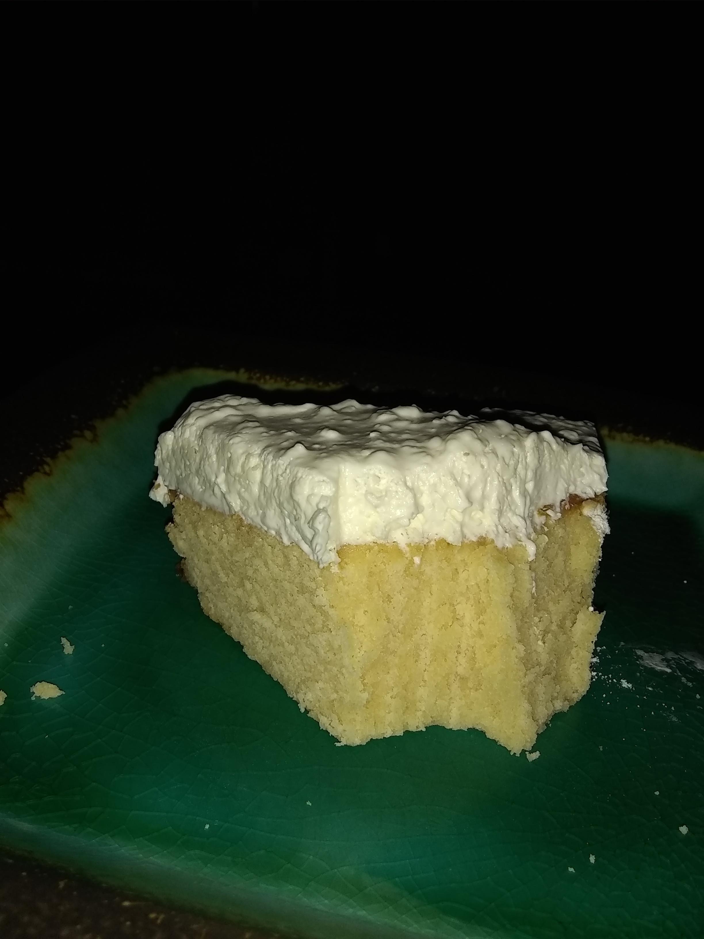 Easy Condensed Milk Cake tonyahataway@hotmail.com
