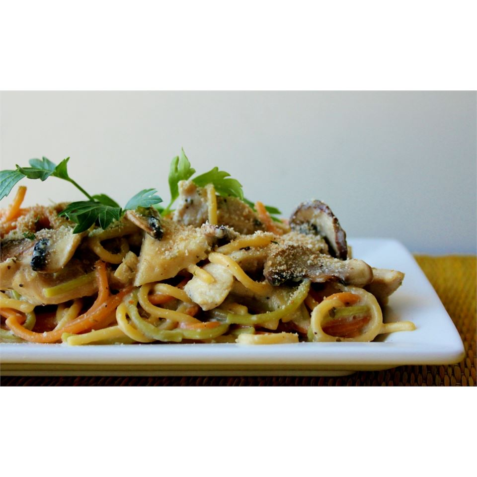 Easy Slow Cooker Chicken Tetrazzini Melissa Goff