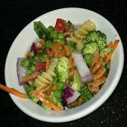 Hope's Colorful Pasta Salad Hope1960