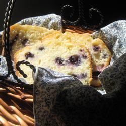 Blueberry Lemon Bread LYNNINMA