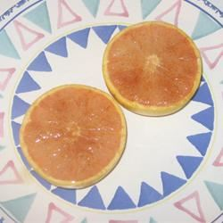 Broiled Grapefruit Laura