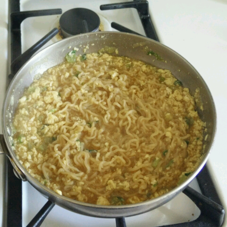 Low Cholesterol Egg Drop Noodle Soup Recipe Allrecipes