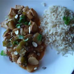 Luau Chicken Ash