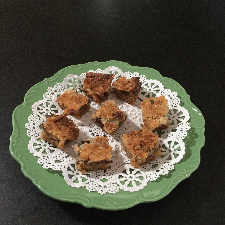 (Gluten Free) Magic Cookie Bars Susanl
