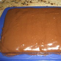 Peanut Butter and Chocolate Cake II Diane Block