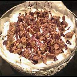 Chocolate Peanut Butter Pie I mysteriousdaisy