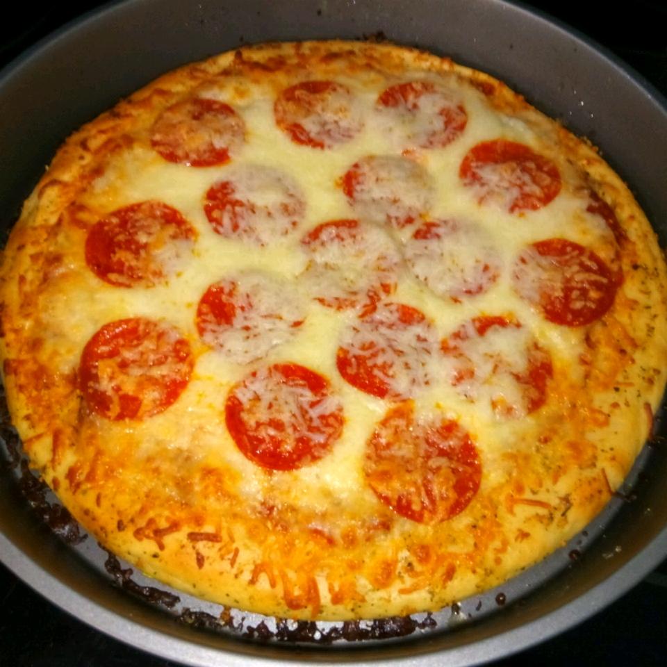 Pizza Crust for the Bread Machine II