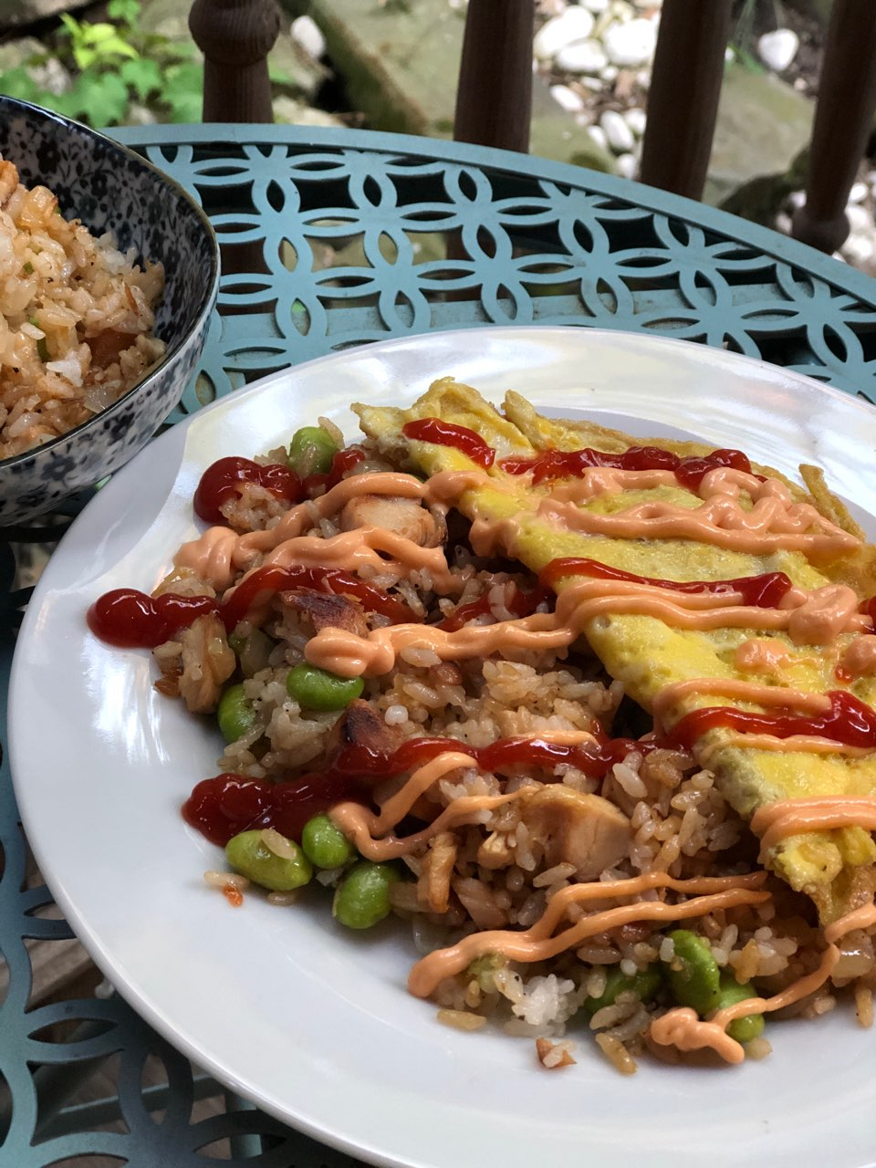 Nina's Filipino Fried Rice kas743