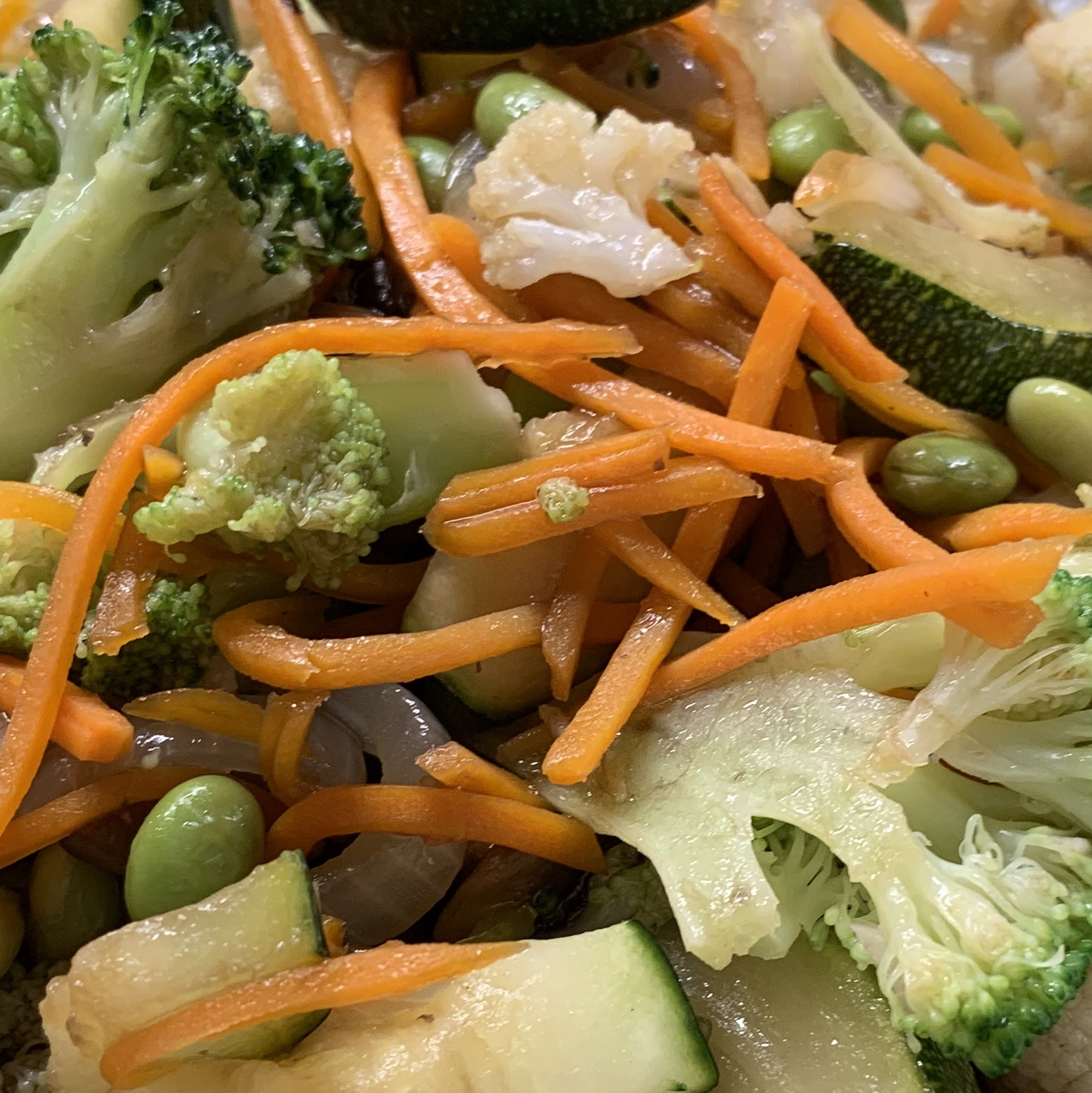 Easy Marinated Vegetables