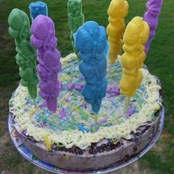 Brownie Ice Cream Cake Chef4Six