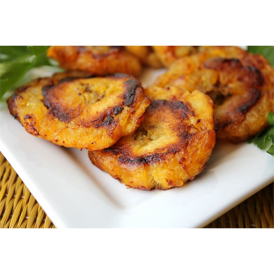 Puerto Rican Tostones (Fried Plantains) Melissa Goff