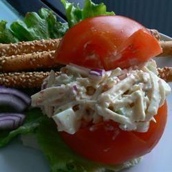 Imitation Crab Salad TLOZEC