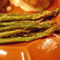 Orange-Glazed Asparagus Nandabear