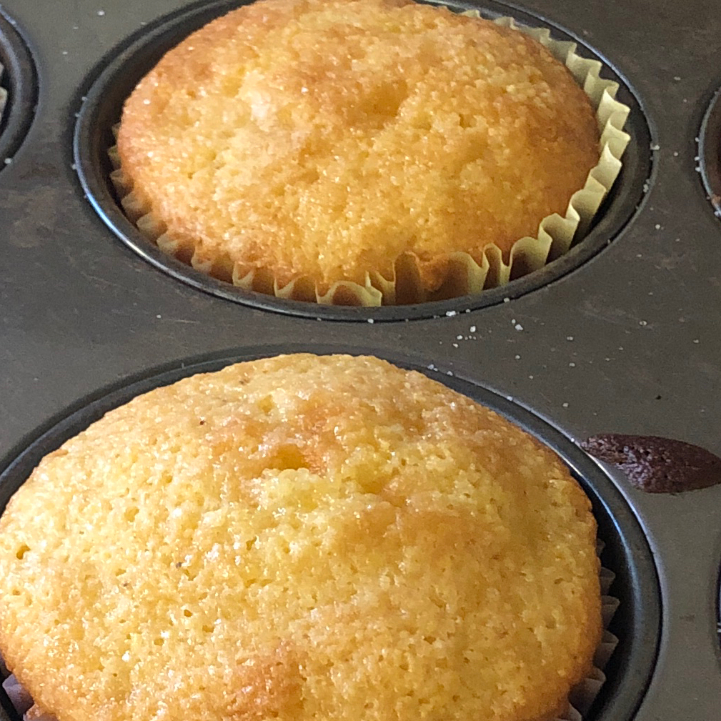 Easy, Sweet Cornbread Muffins Adam Hill