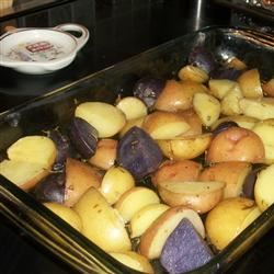 Bella's Rosemary Red Potatoes