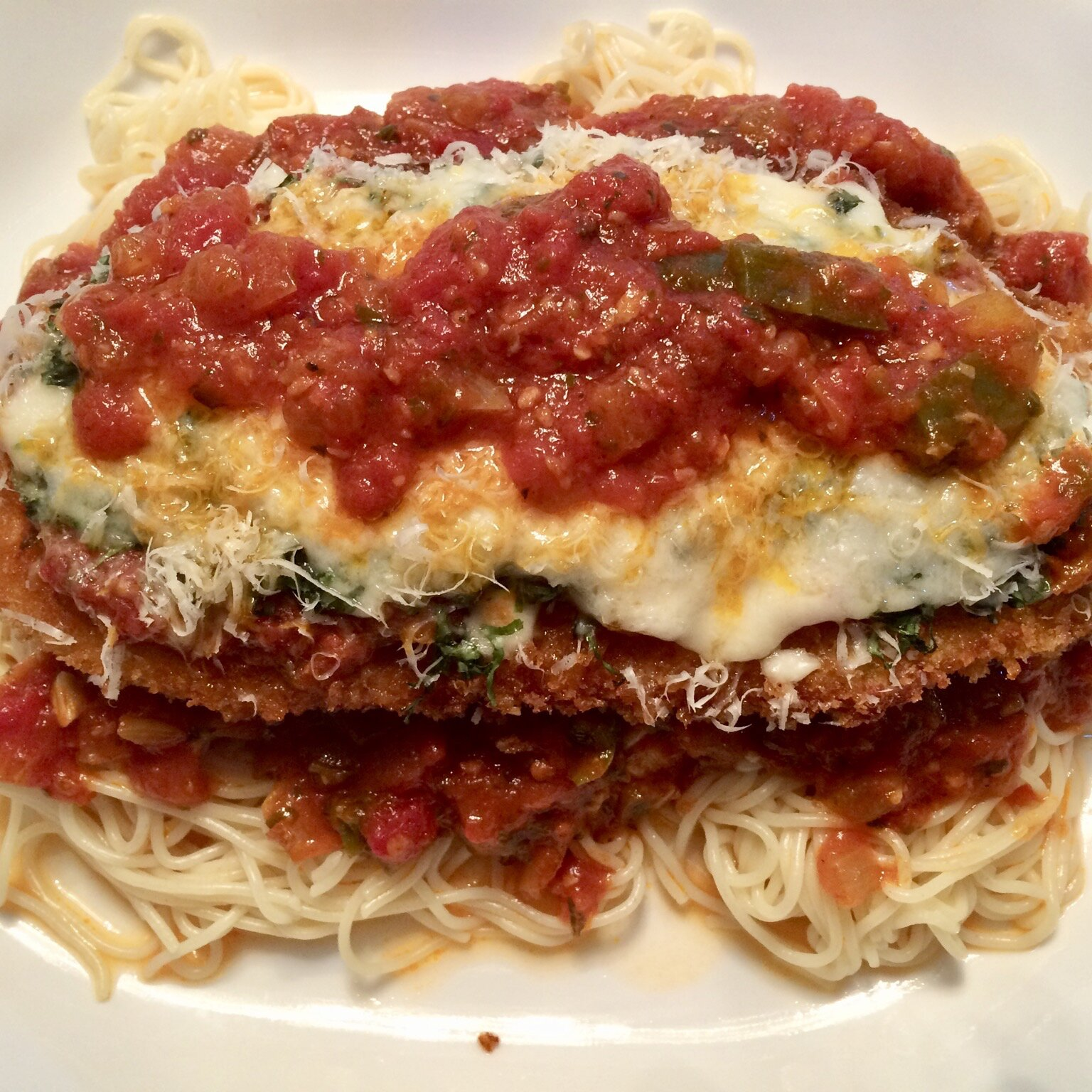 Chicken Parmesan Recipe Allrecipes