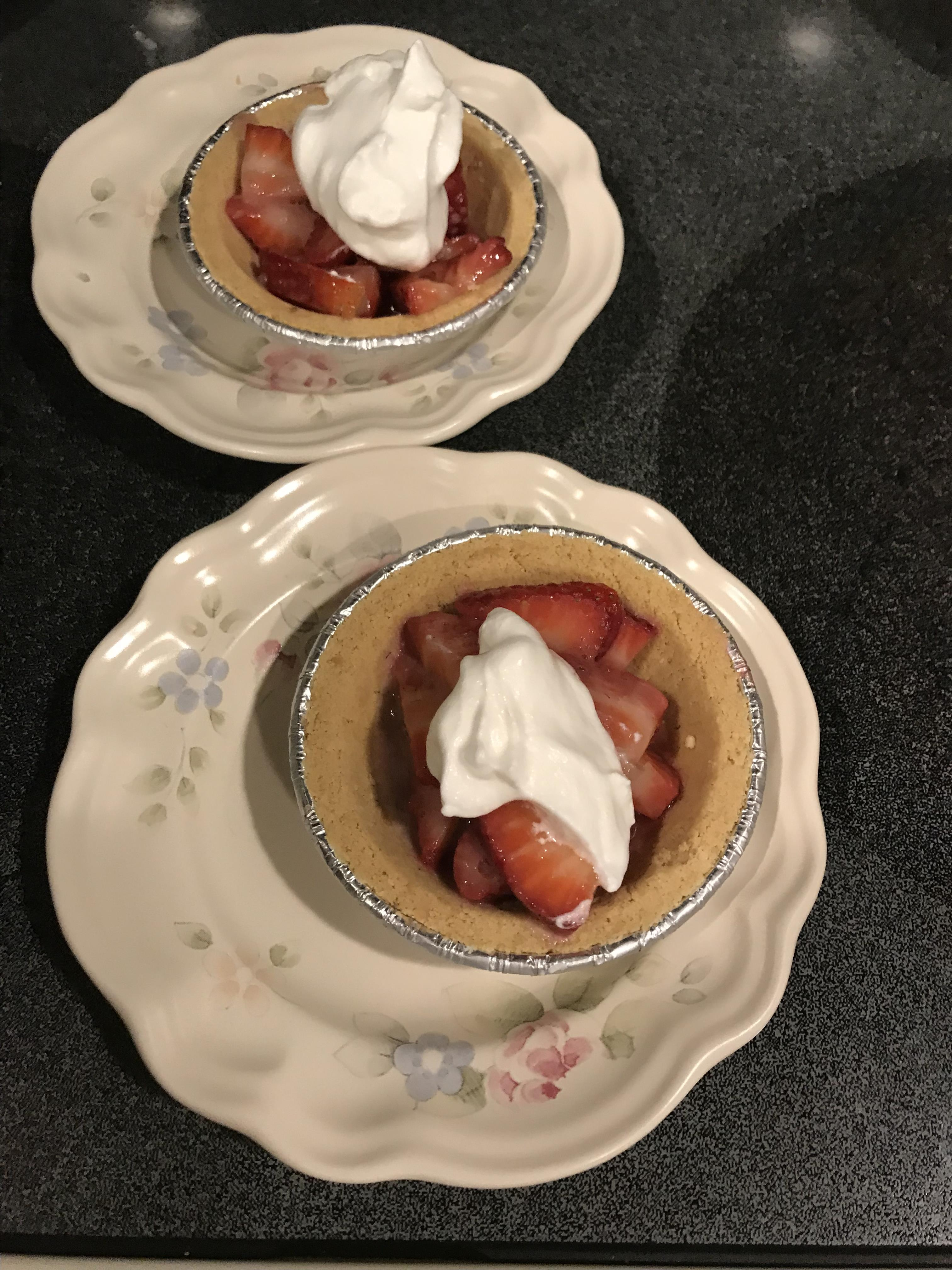 Strawberry Tarts Karen