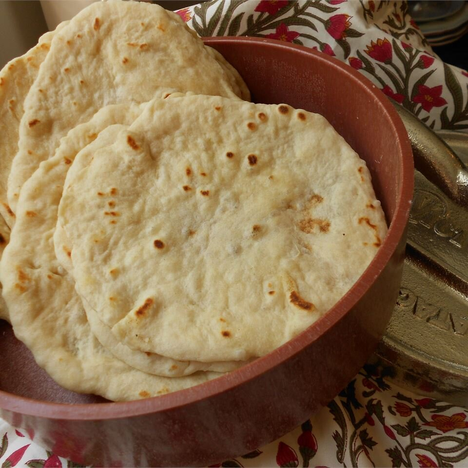 Homemade Flour Tortillas Recipe Allrecipes