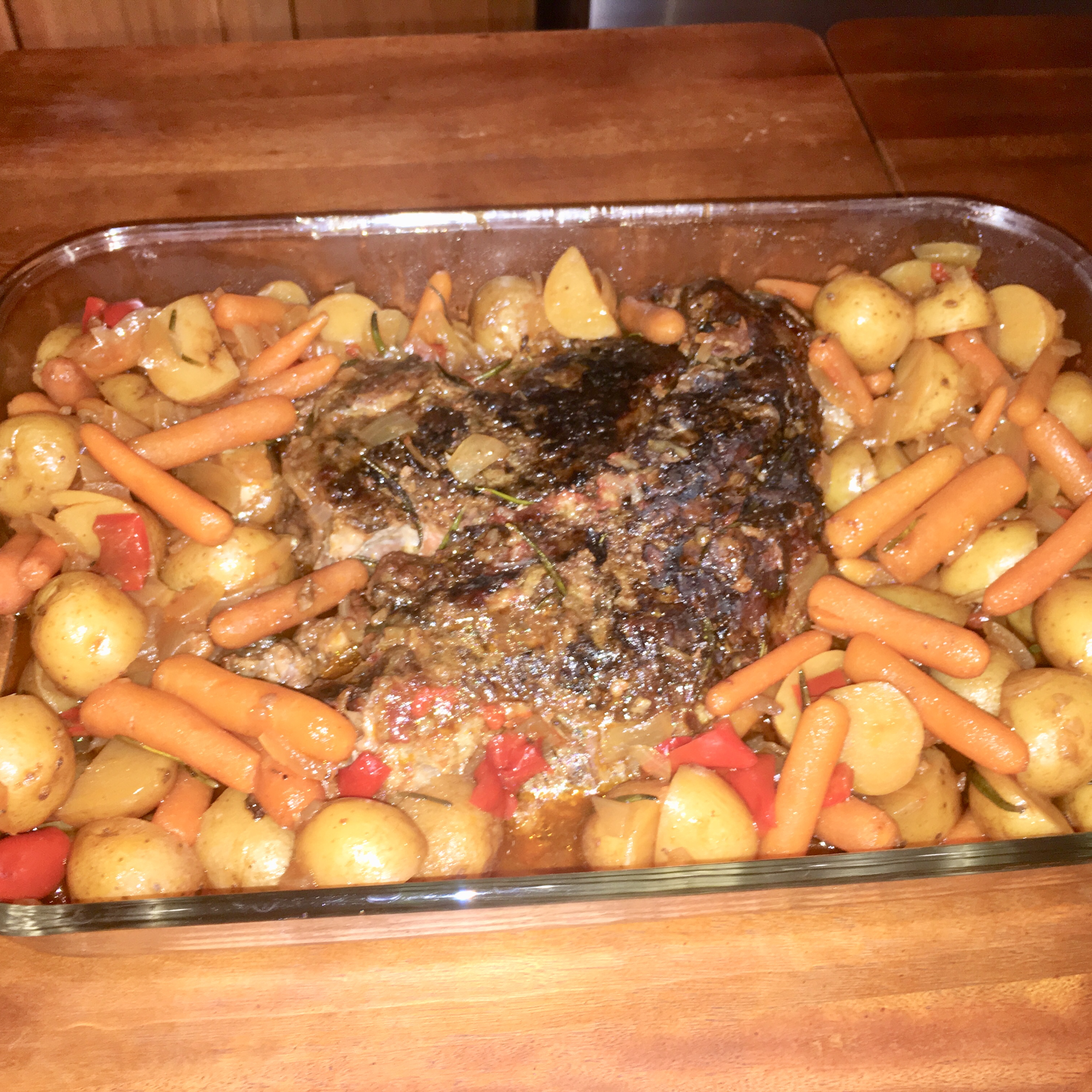 Slow Cooker Sweet-and-Sour Pot Roast Souheir