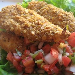 Crispy Baked Chicken Tenders Occasional Cooker