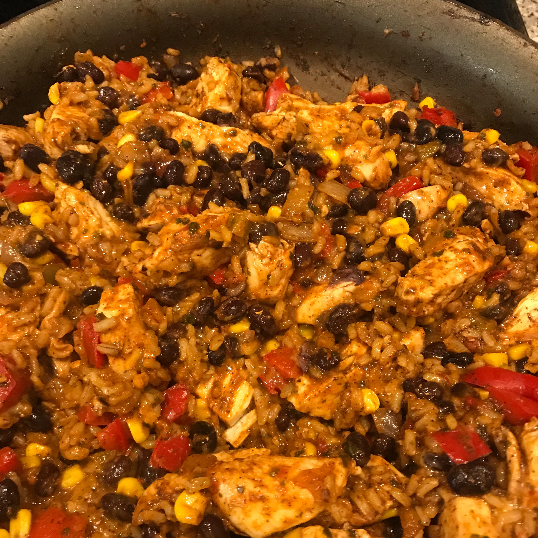 Fiesta Chicken from Uncle Ben's®