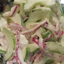 Refreshing Cucumber Salad Diane442