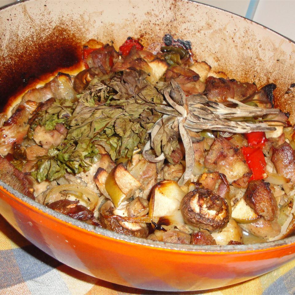 Colin's Turkey Casserole KaLola