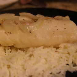 Steamed Walleye (Pickerel) on the Grill Sara Perry