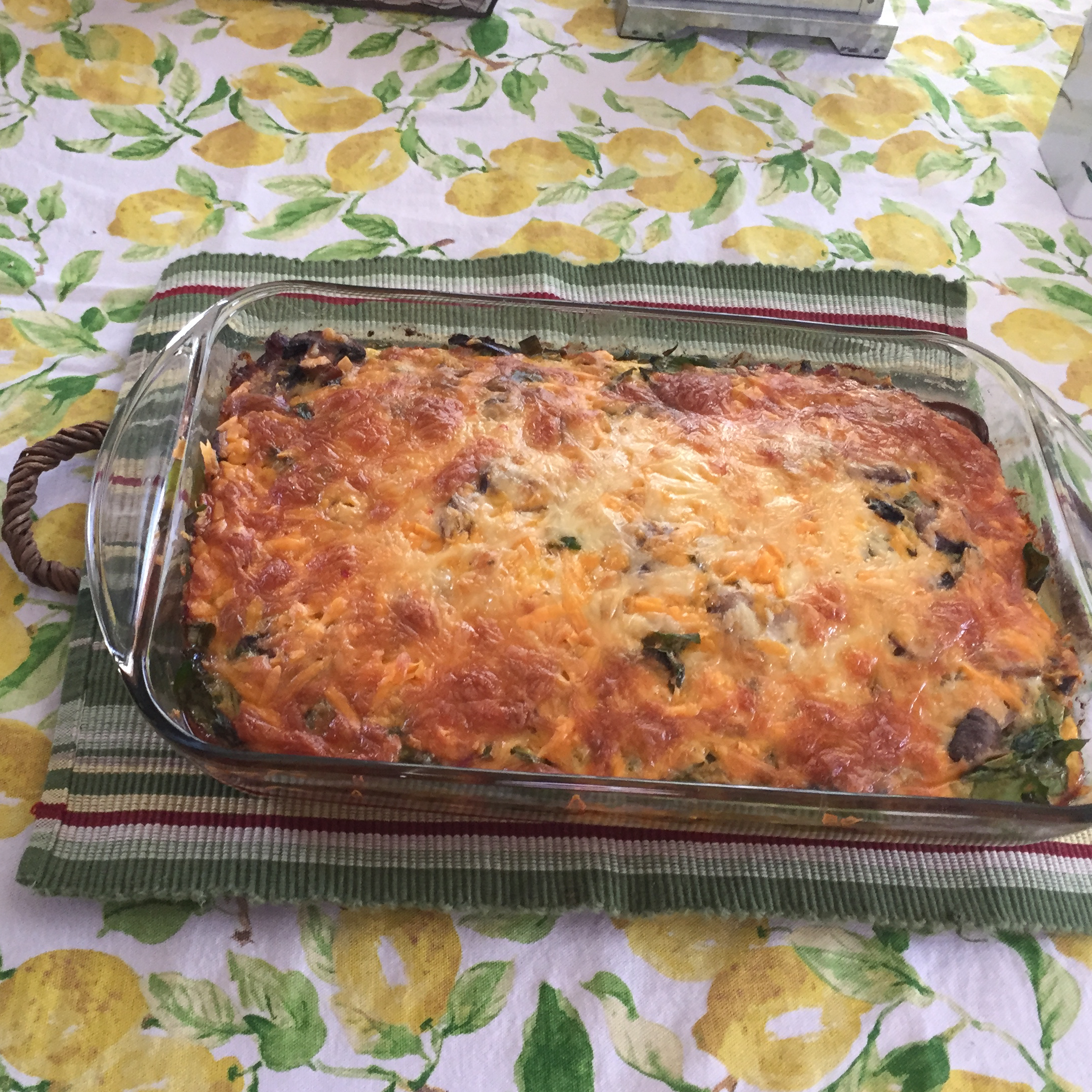 Cindy's Breakfast Casserole
