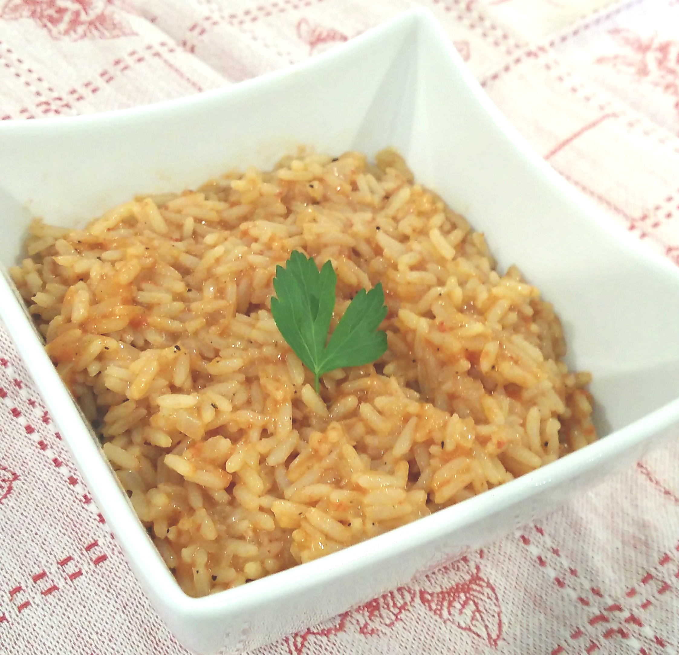 Greek Tomato Rice