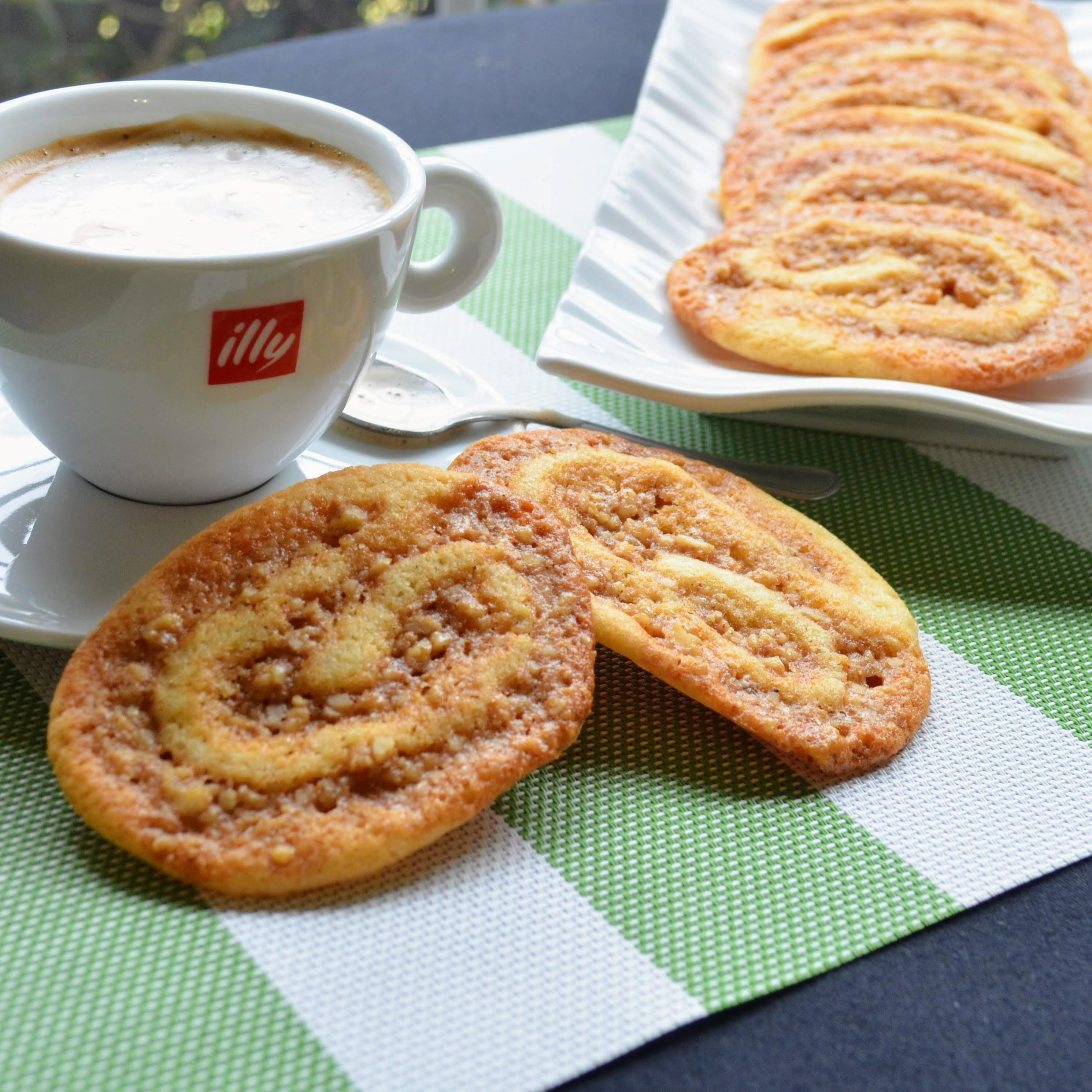 Baklava Pinwheel Cookies Kim's Cooking Now