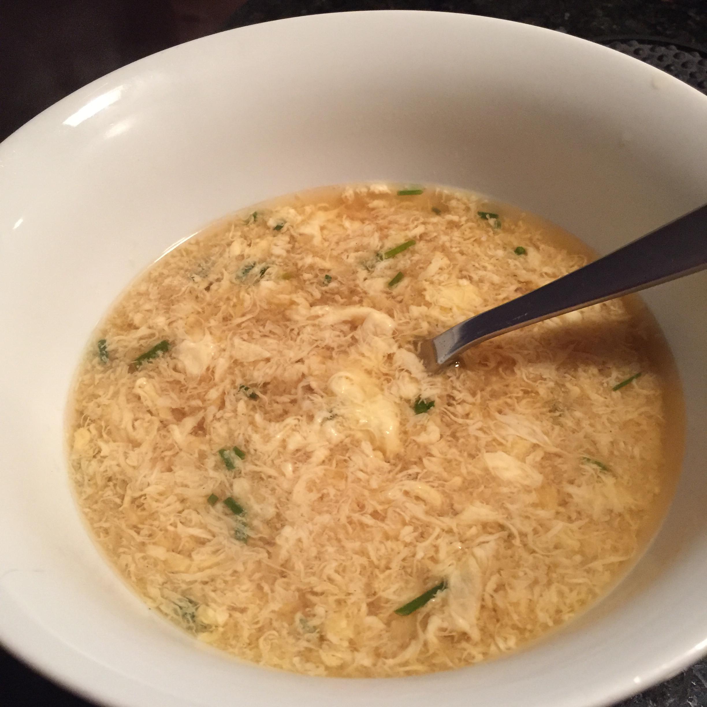 Egg Drop Soup (Better than Restaurant Quality!)