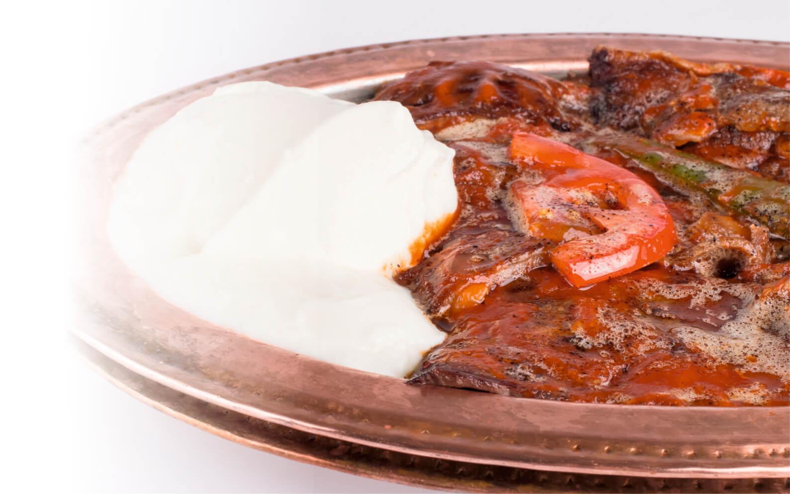 Iskender Kebab Tuncer Pekdemir