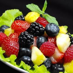 Berry Fruit Salad bellepepper