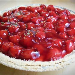 Cherry Cheesecake wannabe chefette