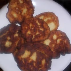 Ellen Szaller's Mashed Potato Pancakes MomZilla (Evin)