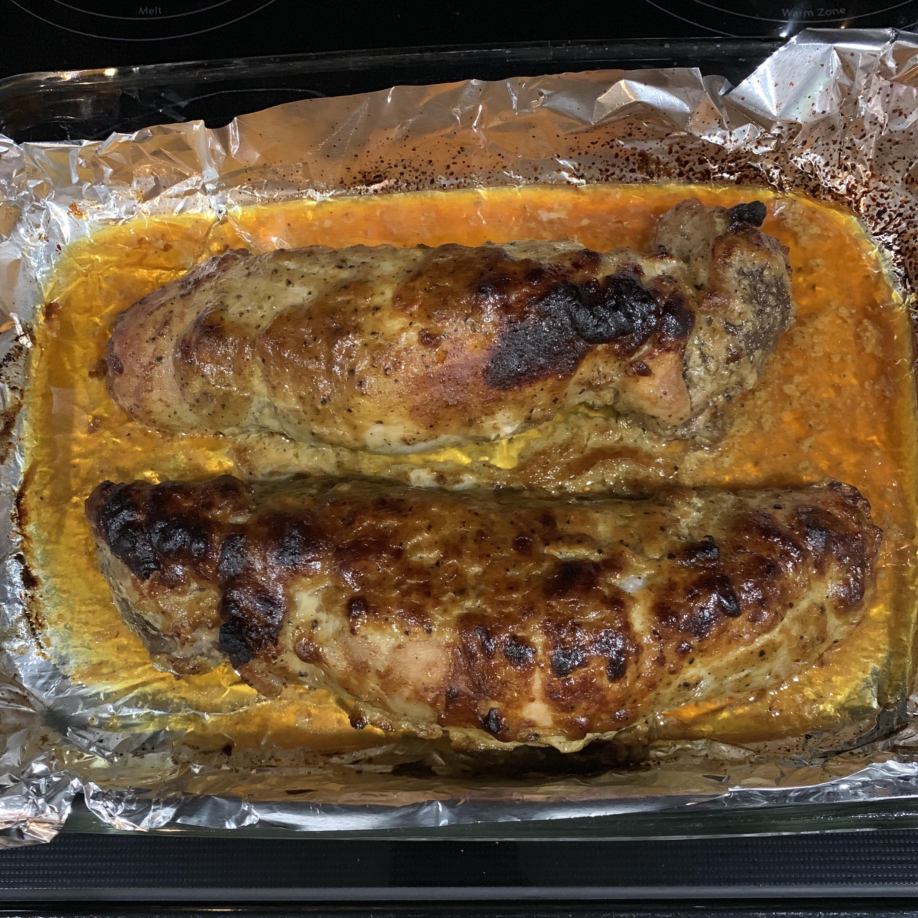 Easy Marinated Pork Tenderloin tammy